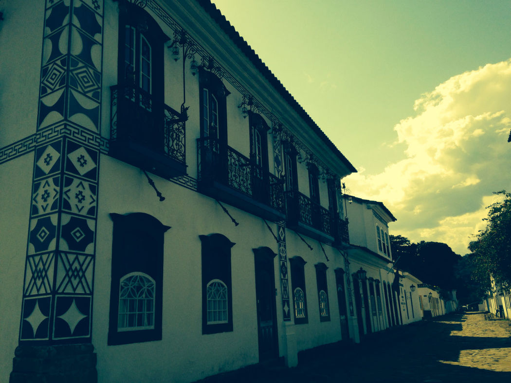 Paraty, ville coloniale