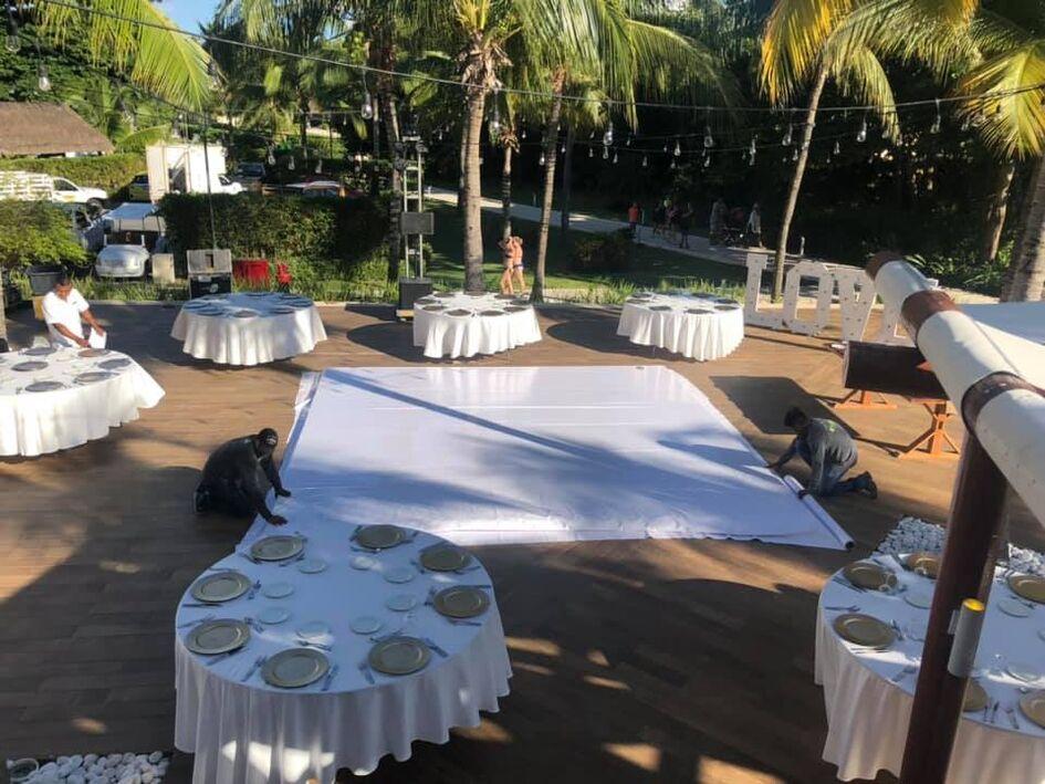 Event Technology Wedding