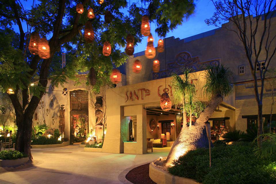 Restaurante Santo Coyote