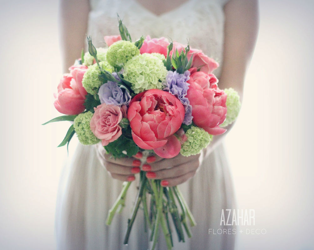 Azahar Flores de Novia
