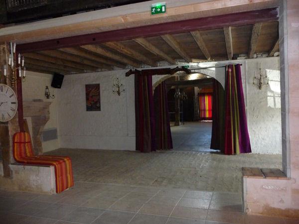 Bergerie: 2 salles