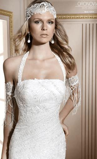 Vestido de Oronovias