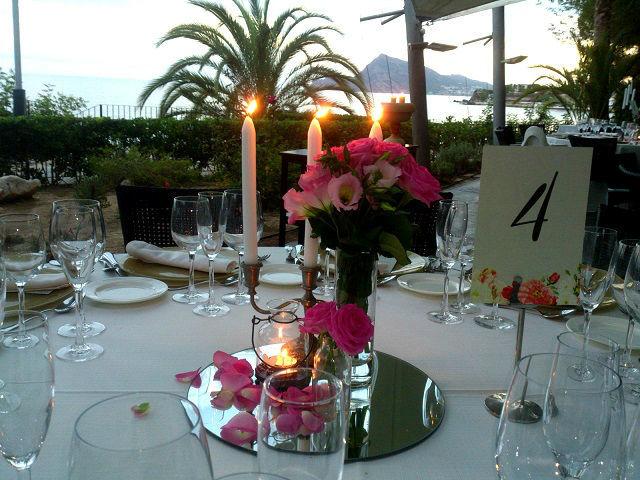 banquete vintage