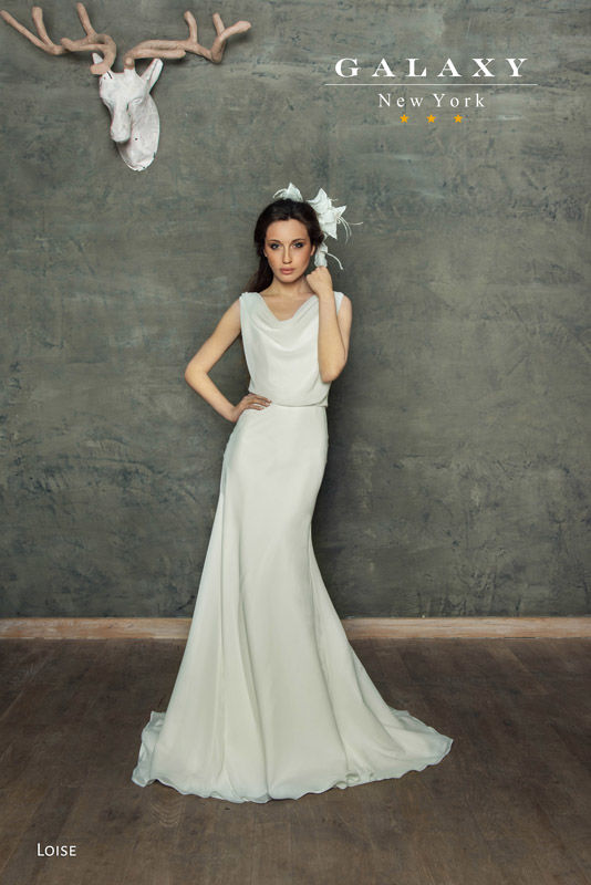 Loise dress from Galaxy New York collection
