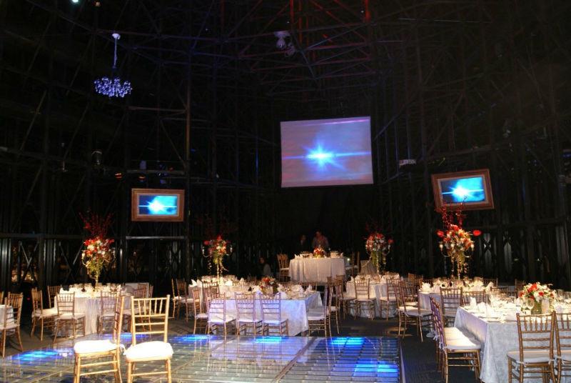 Iluminación, animación y el mejor servicio para tu boda - Foto Art fleur
