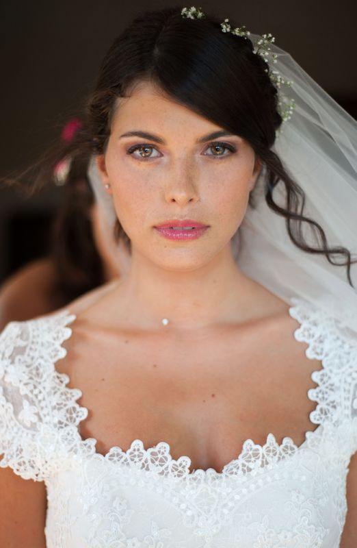 Lucette Robert Make Up Artist Photographe : Julian Soria Mariée : Cécilia Caitucoli Pietri, model fashion (NUXE)