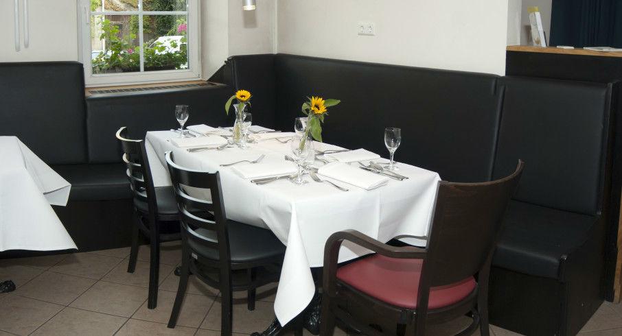 Beispiel: Restaurant, Foto: Deutscher Kaiser.