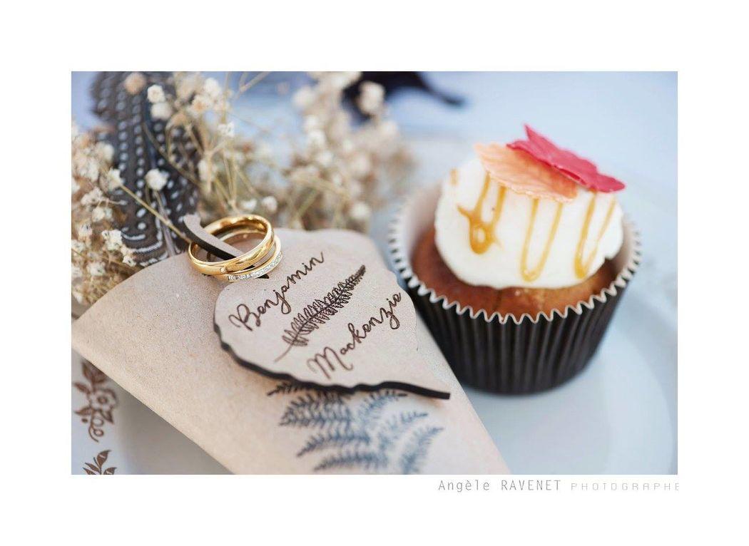 Cupcake Eté Indien