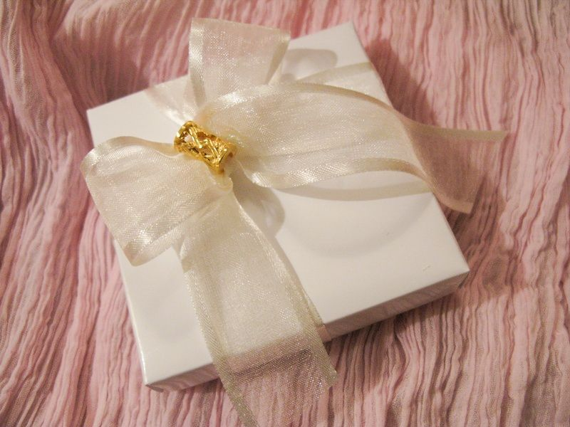 Beispiel: Box mit Gold, Foto: Giorti.