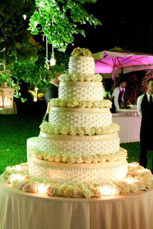 Maison Mariage Party & Wedding Planner: wedding cake rose
