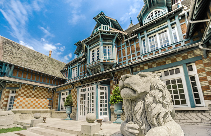 Manoir de Saint Cloud