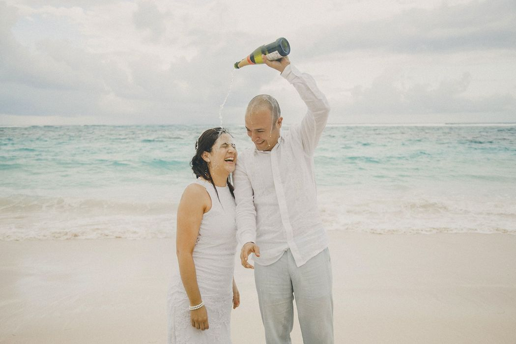Laura + Guillermo - San Andres, Colombia