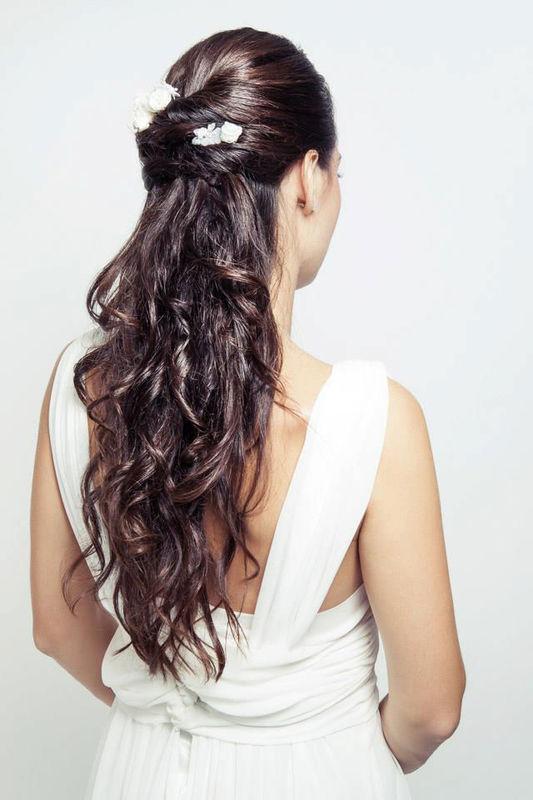 Patrizia Caballero - Maquillaje