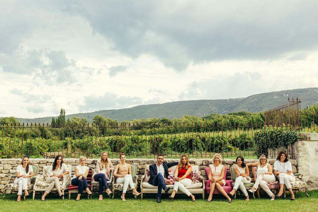 Organisation mariage Rhône-Alpes et Suisse - Team Label' Emotion