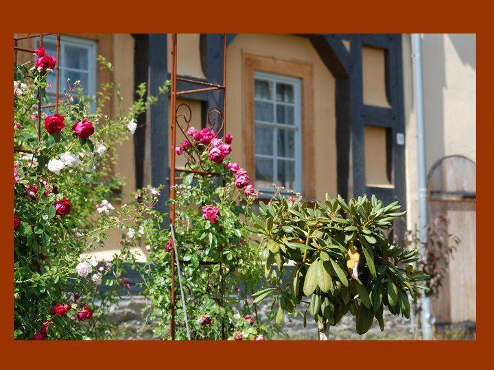 Beispiel: Impression, Foto: Denkmalhof Schlagwitz.