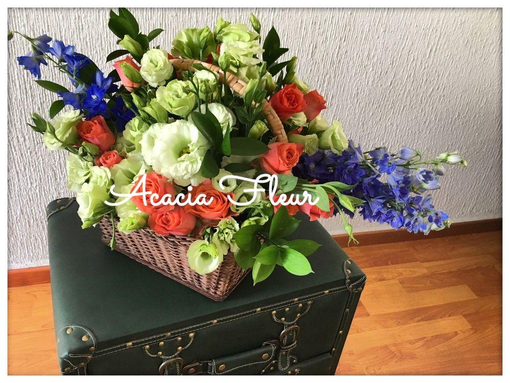 Acacia Fleur