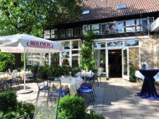 Beispiel: Terrasse, Foto: AKZENT Hotel Saltenhof.