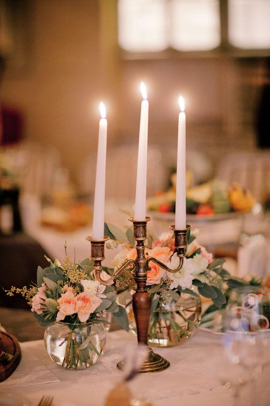 Свадьба Ани и Девида. Ресторан