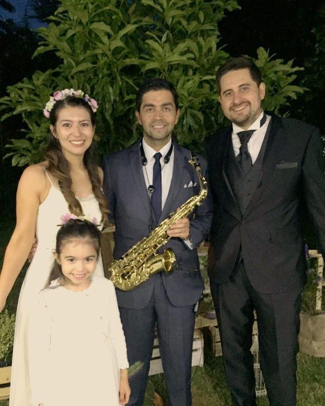 César Vianco Saxofonista