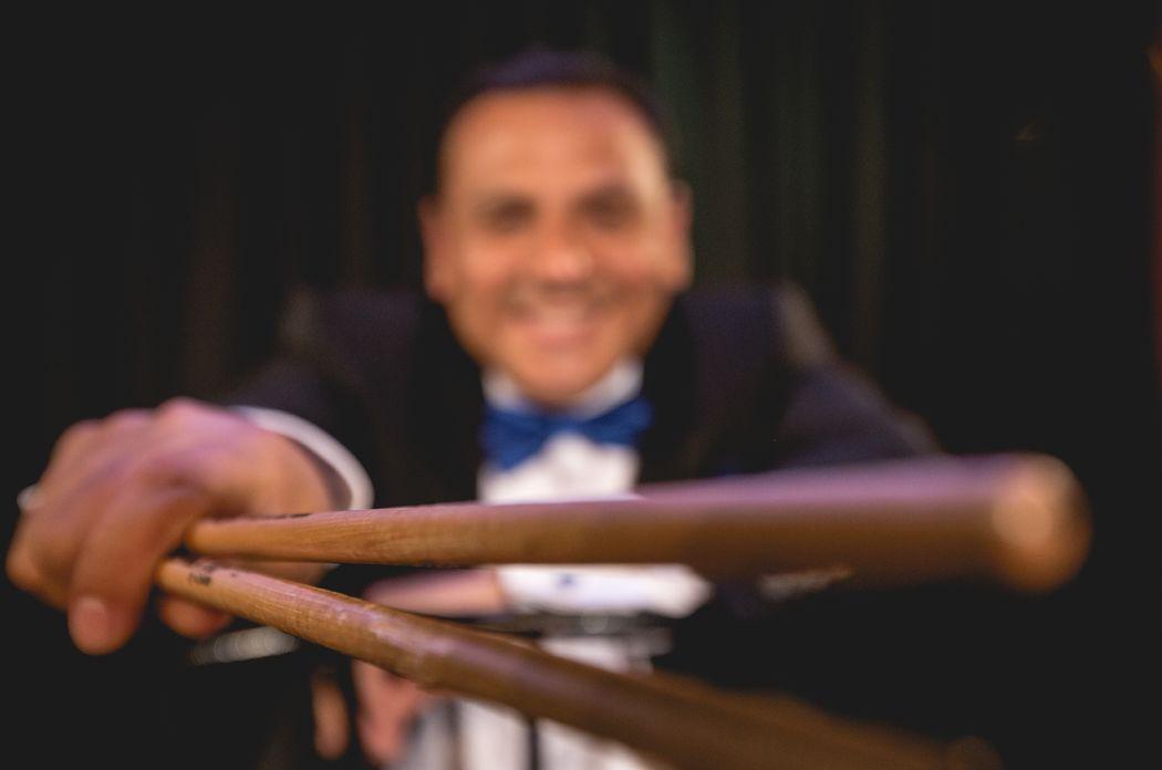 Percy Larenas y Orquesta Afinke