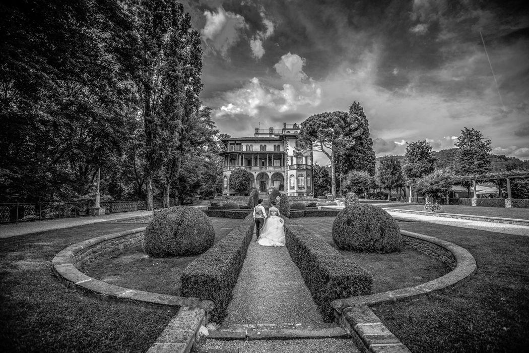 Moreno Belloni a villa martinelli