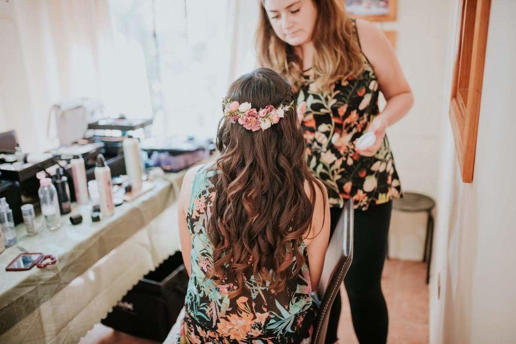 Vanessa Lillo Maquillaje y Peinado Profesional