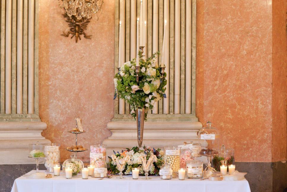 Foto: Candybar Hochzeit #Prime Moments Claire Morgan