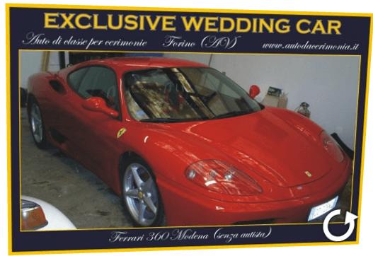 Exclusive Wedding Car