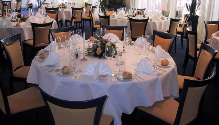 Beispiel: Frühlingsgarten, Foto: Hotel Restaurant Vogelsang.