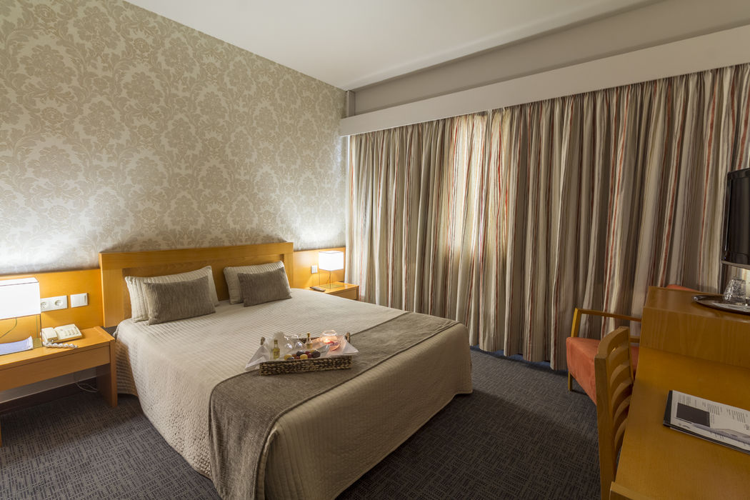 Hotel Eurosol Leiria/ Jardim