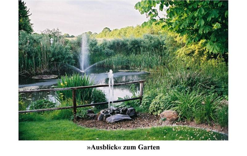Beispiel: Garten, Foto: AKZENT Landhaus Schellhorn.