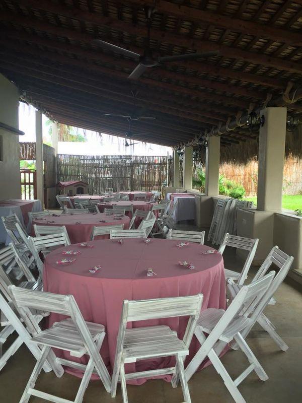 Salón Jardín La Paloma