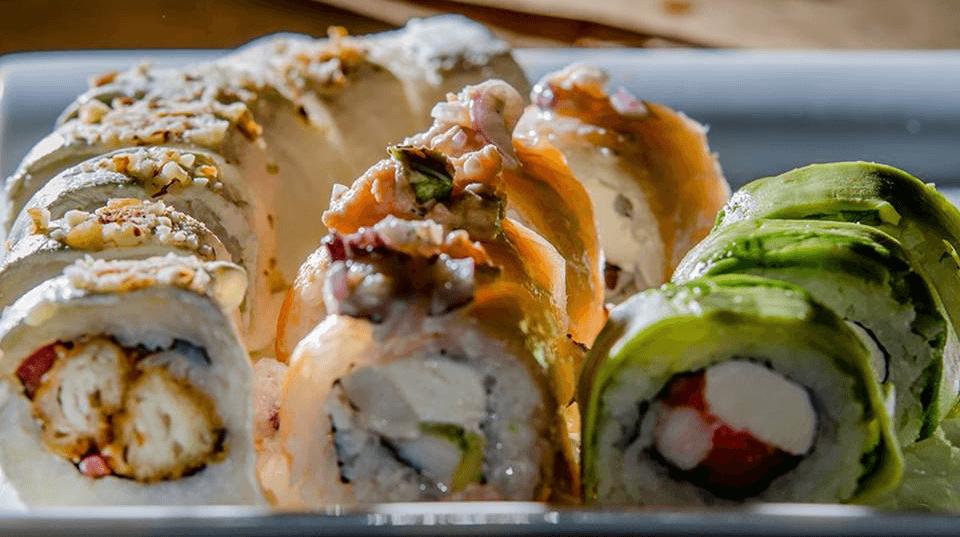 Mitake Sushi Bar & Delivery