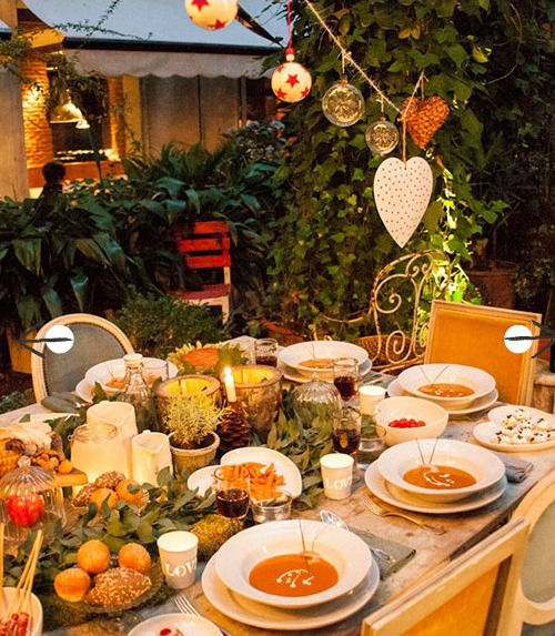Catering La Victoria