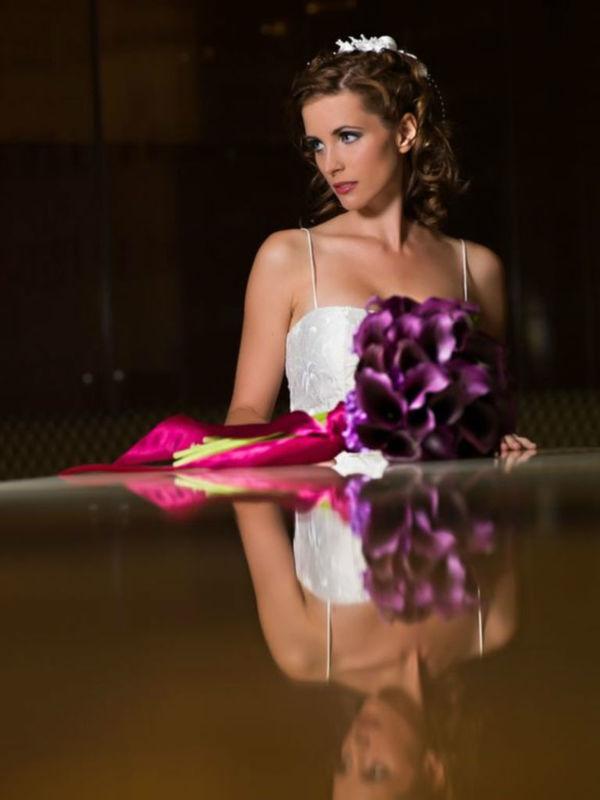 Beispiel: Für die Schönheit der Braut, Foto: Nina Tatavitto - My perfect look.
