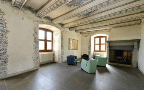 Beispiel: Räumlichkeiten, Foto: Wasserschloss Wyher.