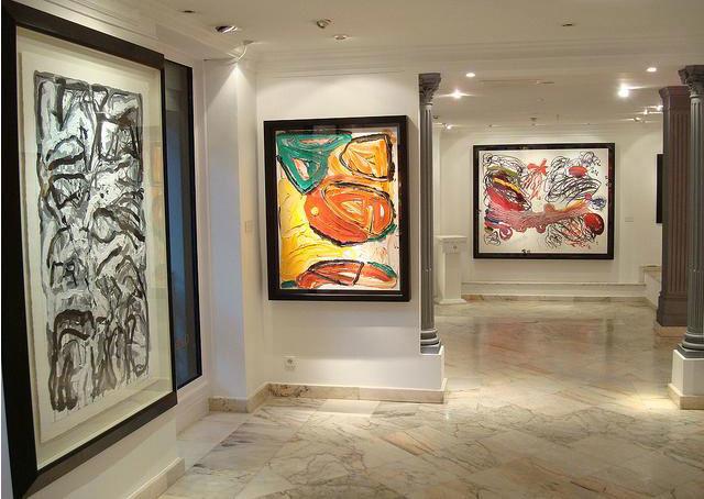 Galería de Arte David Bardía