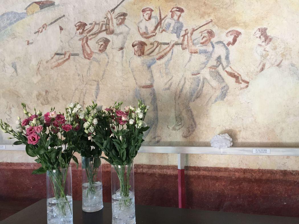Salle aux fresques