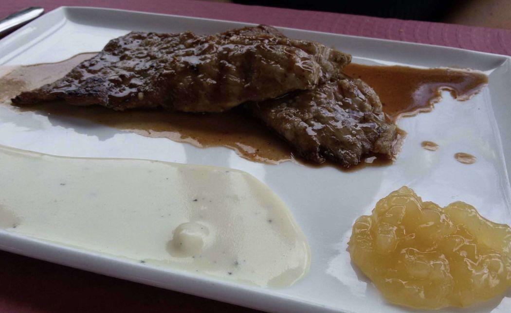 Restaurante la Capitana