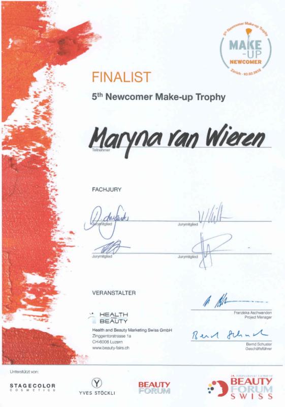 BRAUTSTYLING - Marina van Wieren
