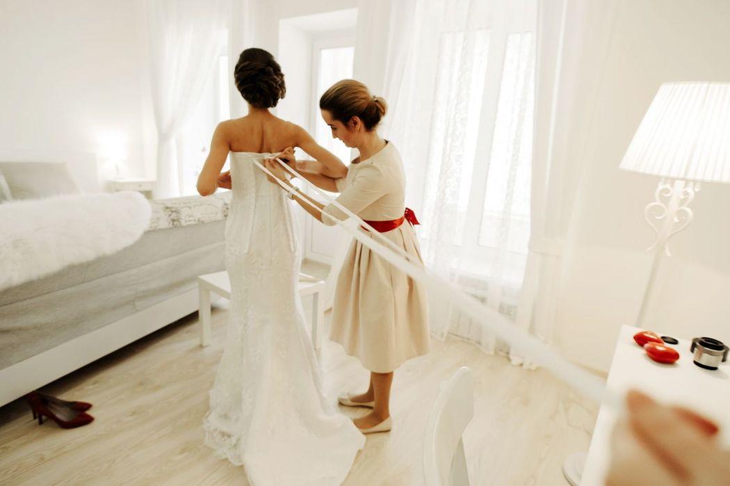 Команда свадебных координаторов Wedding Angels