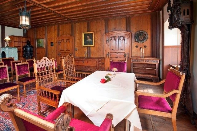 Trauzimmer Rittersaal