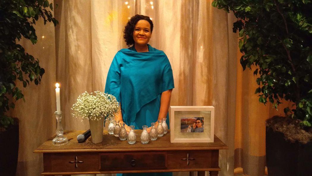 Jamila Maia Celebrante