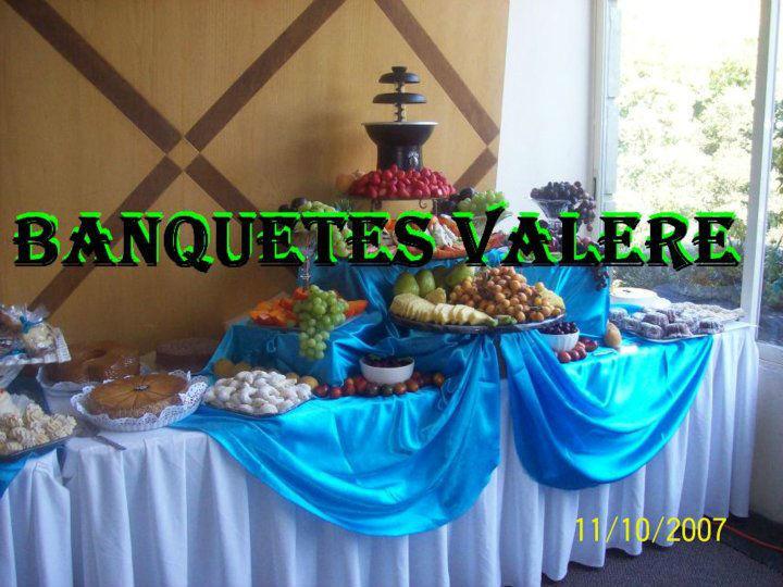 BANQUETES VALERE