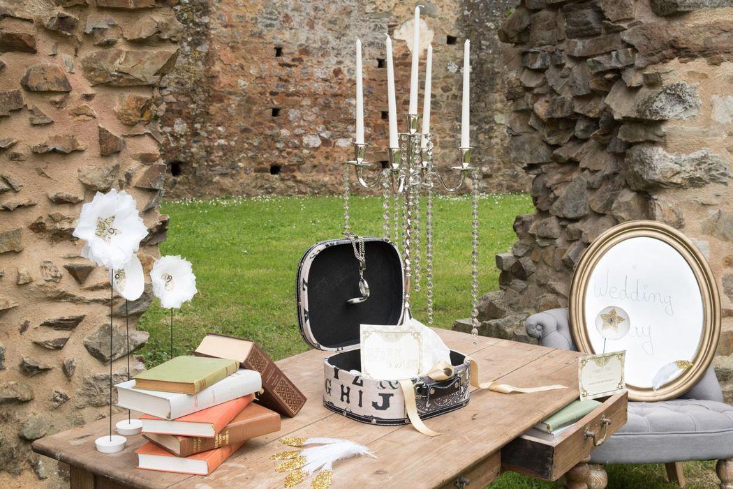 Crédits photos : Marleyne Photography  | Wedding Planner : Y a de la joie