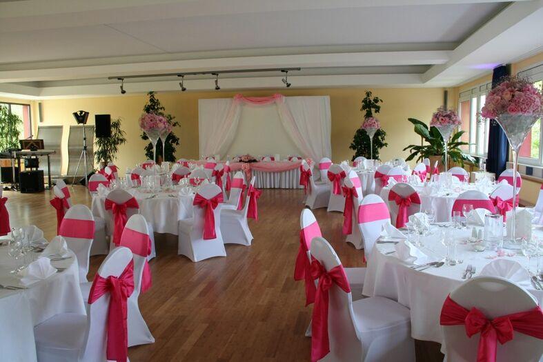 Beispiel: Hochzeitsdekoration,Foto:Feng Shui Tageszentrum Eisenach.