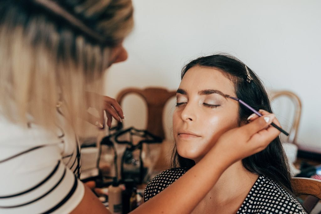 María Paz Farías M •  Makeup & Hair