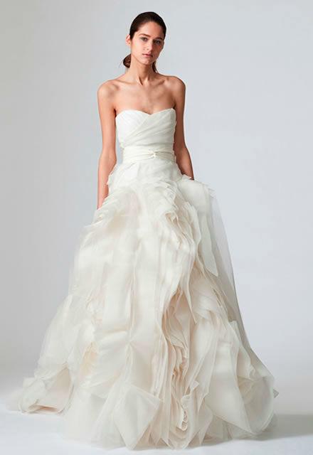 Beispiel: Ihr Boutique für die individuelle Brautmode, Foto: Zoro Sposa.
