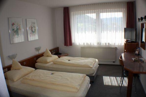 Beispiel: Zimmer, Foto: AKZENT Hotel Goldener Ochsen.