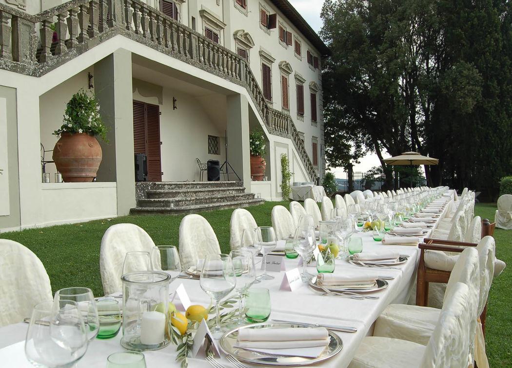 Albergaccio di Castellina Catering